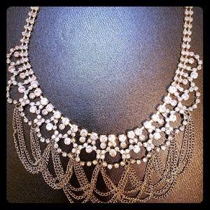 Jewelry - Rhinestone Choker perfect for Prom!!